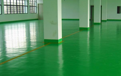Green Floor diy garage floor coatings - do it yourself