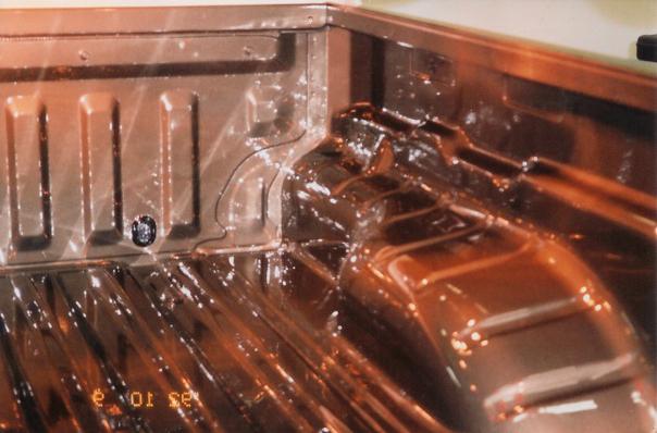 Truck Liner Spray >> Spray Bedliner - Professional and DIY