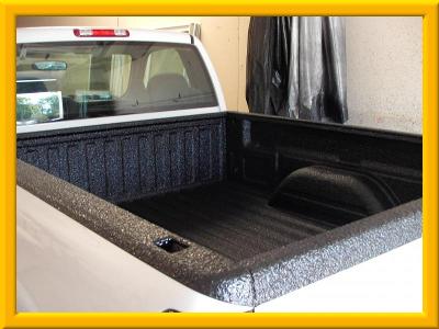 truck bedliner spray kit 5 bed diy. Black Bedroom Furniture Sets. Home Design Ideas